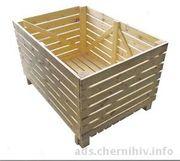 тара деревянная термообработанная,  поддоны,  барабаны,  ящики