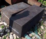 Квадрат 250х260мм сталь 25Х1М1Ф