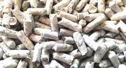 Пеллеты из бумаги / топливная пеллета / топливная гранула