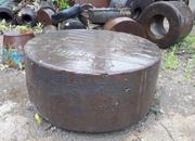 Круг поковка 940мм сталь  40X2Н2МА